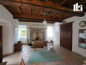 Historisches Dorfhaus 19. Jh. Voransicht